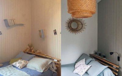 Une chambre à Smarves