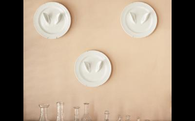 Les assiettes murales