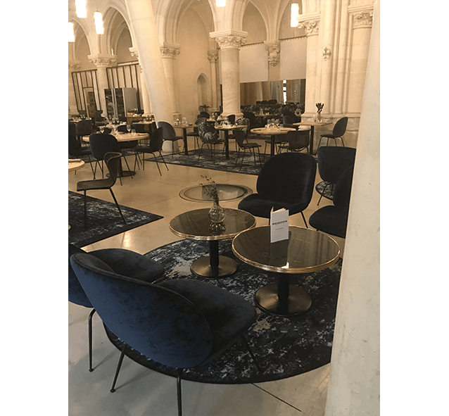 La Touche D Agathe Le Restaurant Les Archives A Poitiers