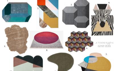 Les tapis asymétriques