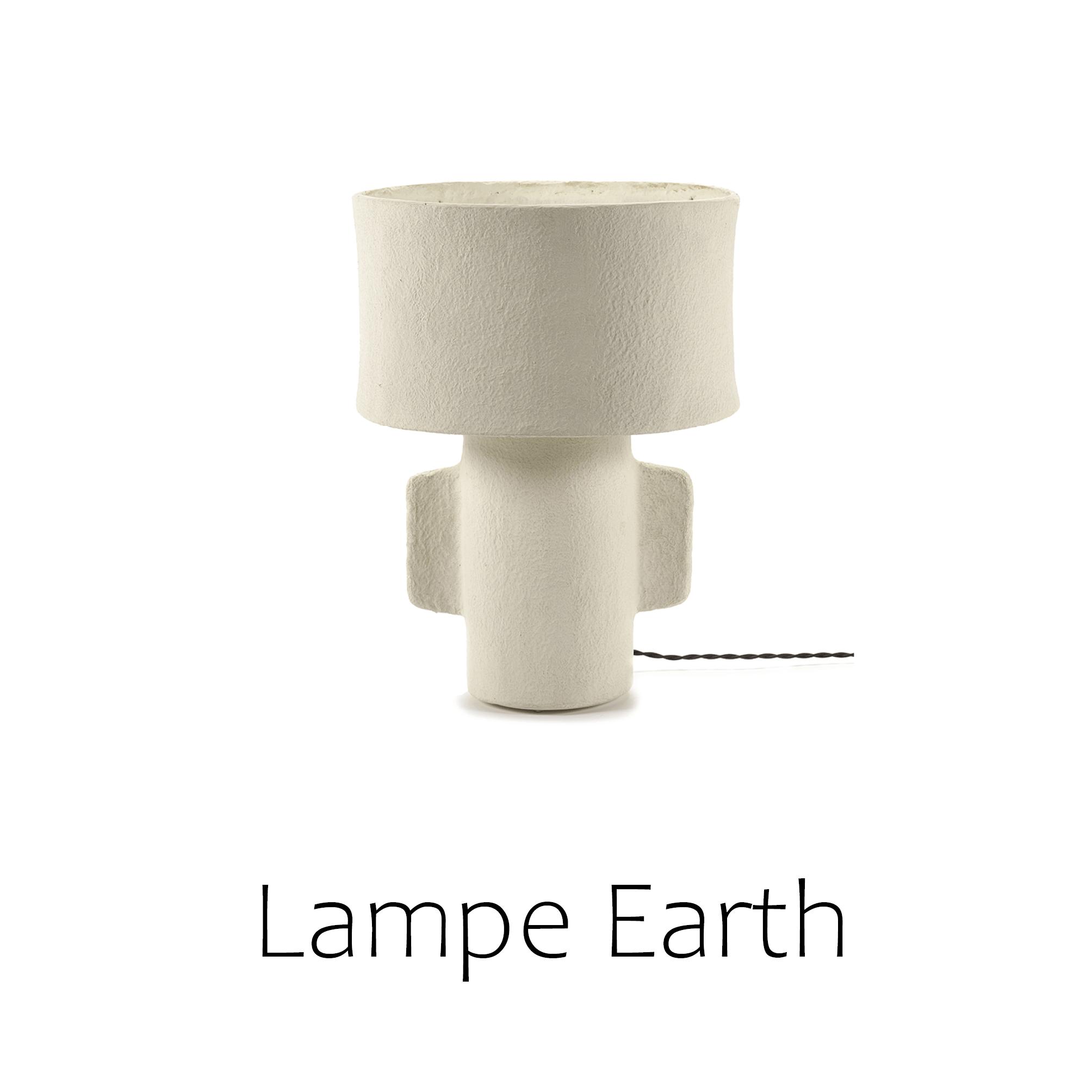 lampe earth